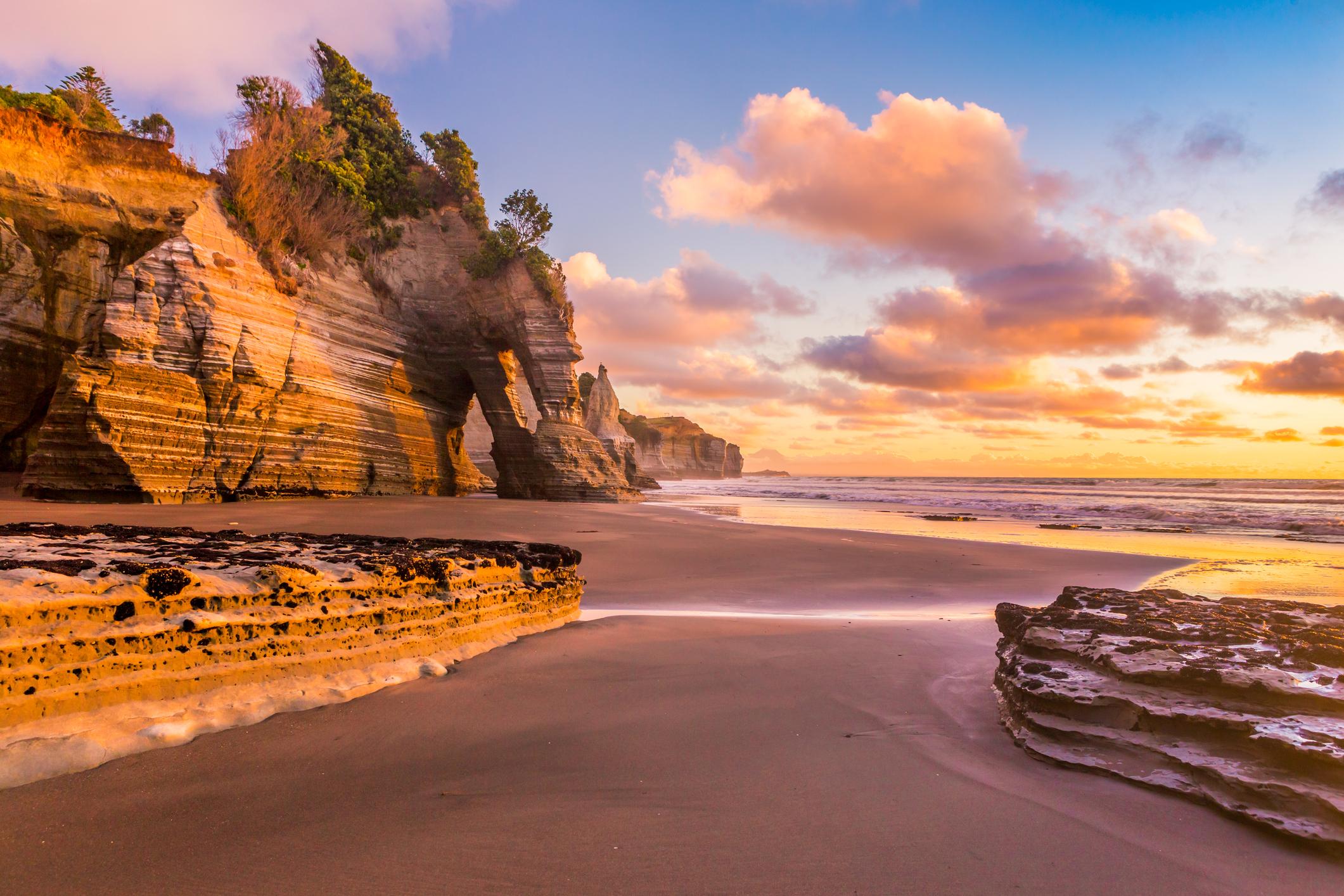 Oceania REgion -