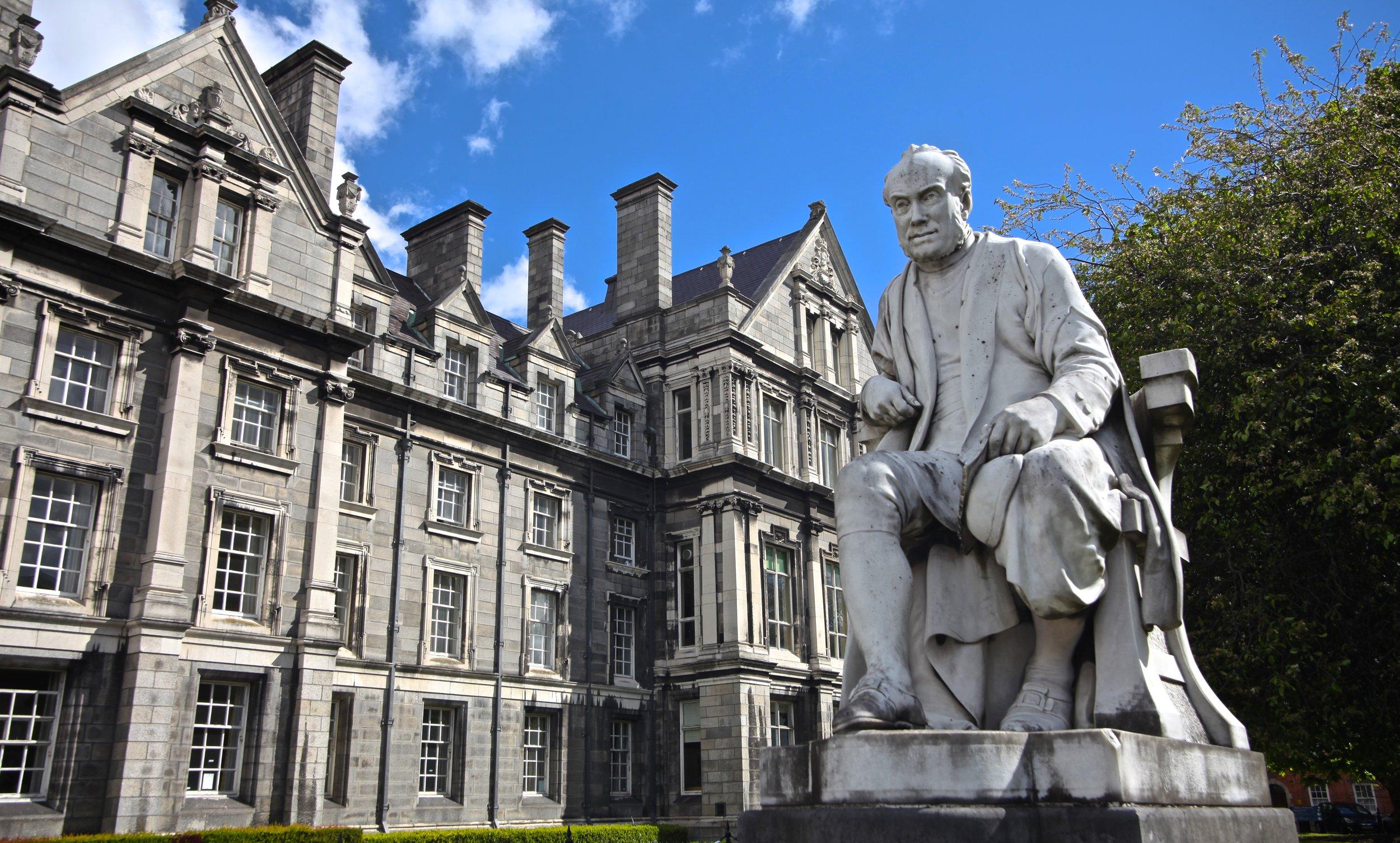 Trinity College Campus   College Green, Dublin 2, Ireland