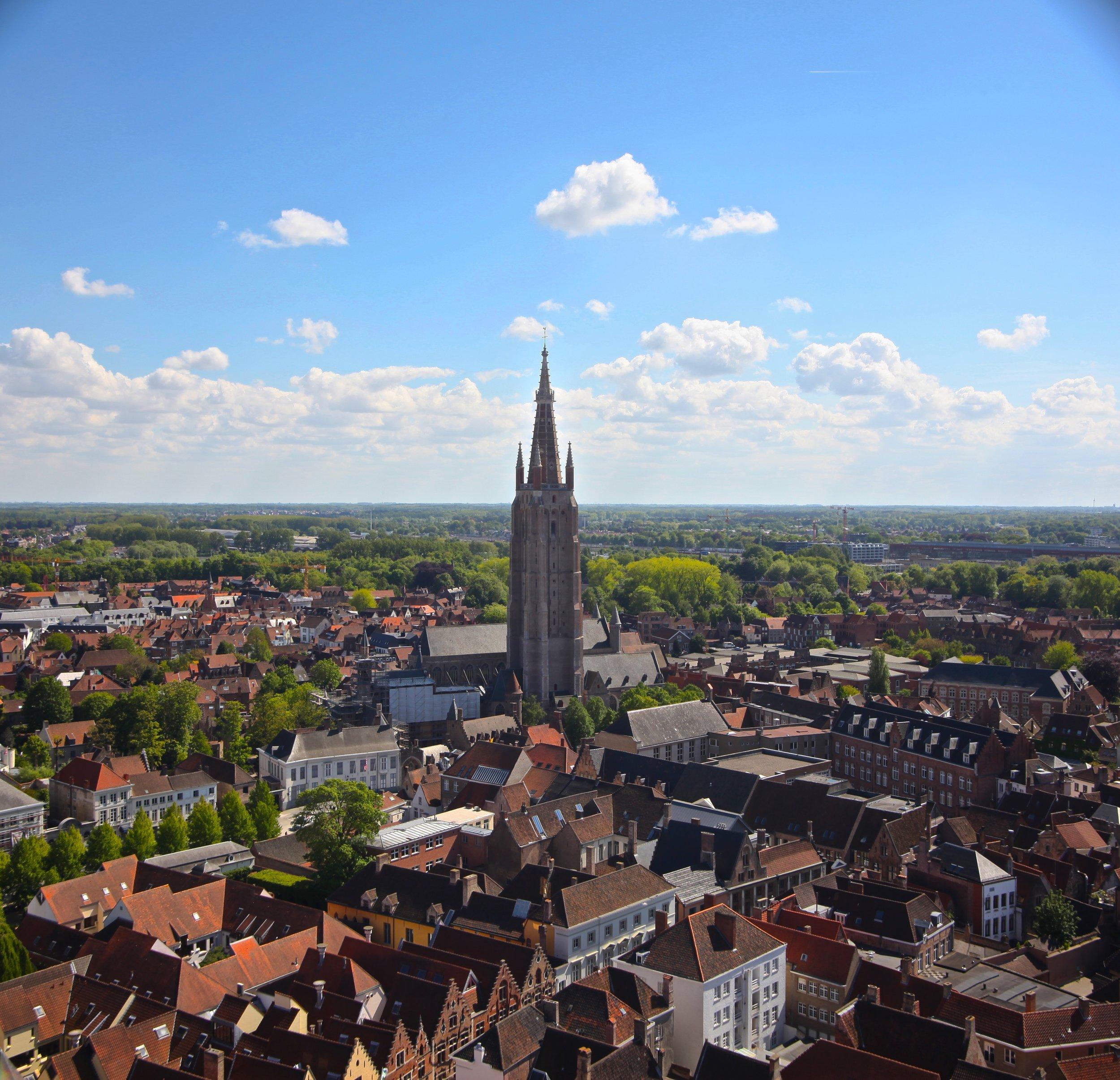 Markt Square/Tower of Belfry , Markt 7, 8000 Brugge, Belgium