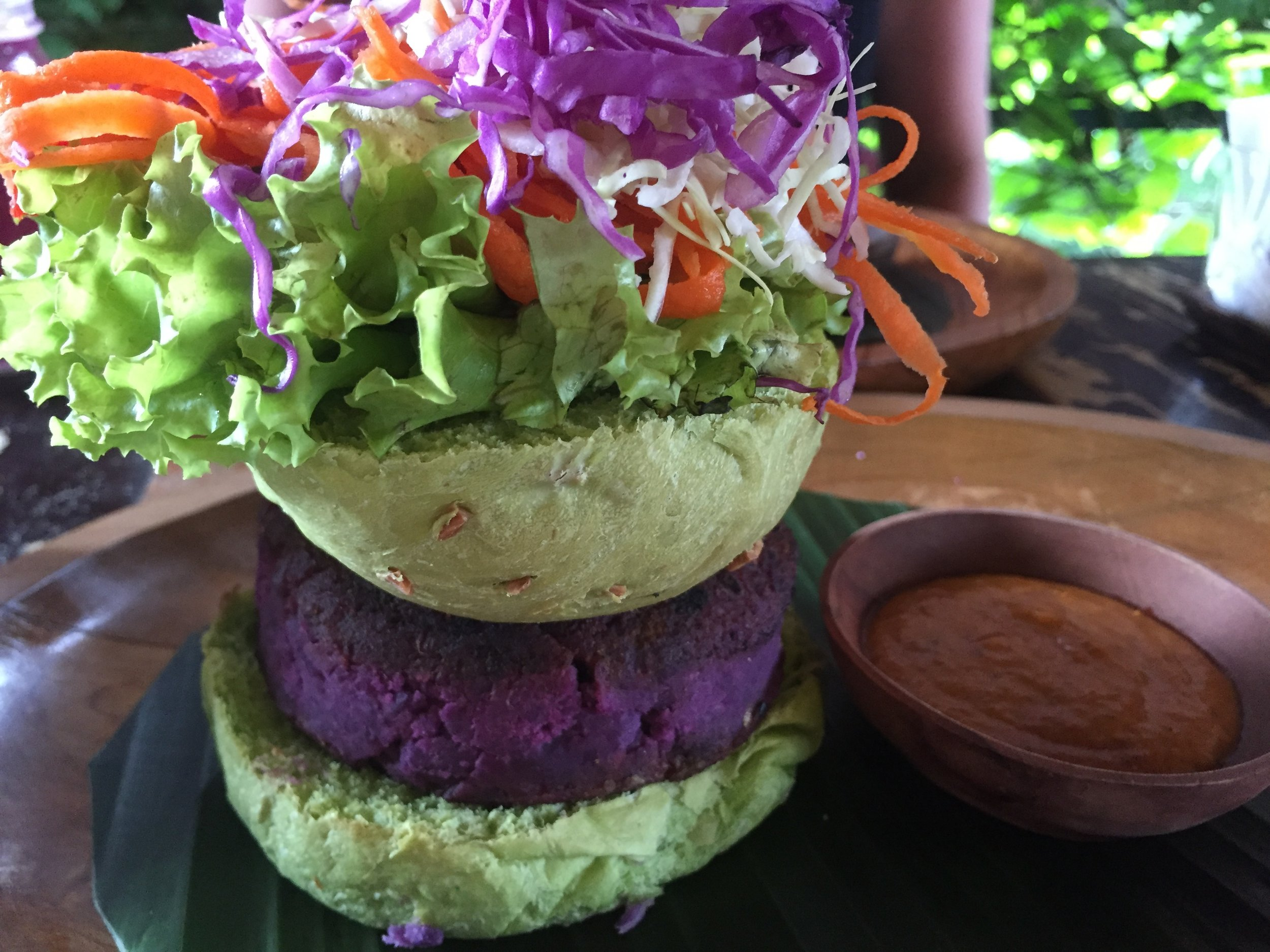 OM Burger No.432, Jl. Labuansait, Pecatu, Kuta Sel., Kabupaten Badung, Bali 80361, Indonesia