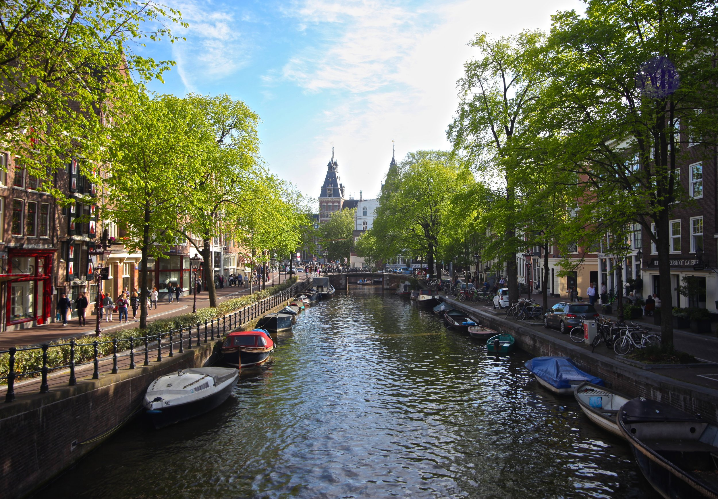 Banner - Amsterdam