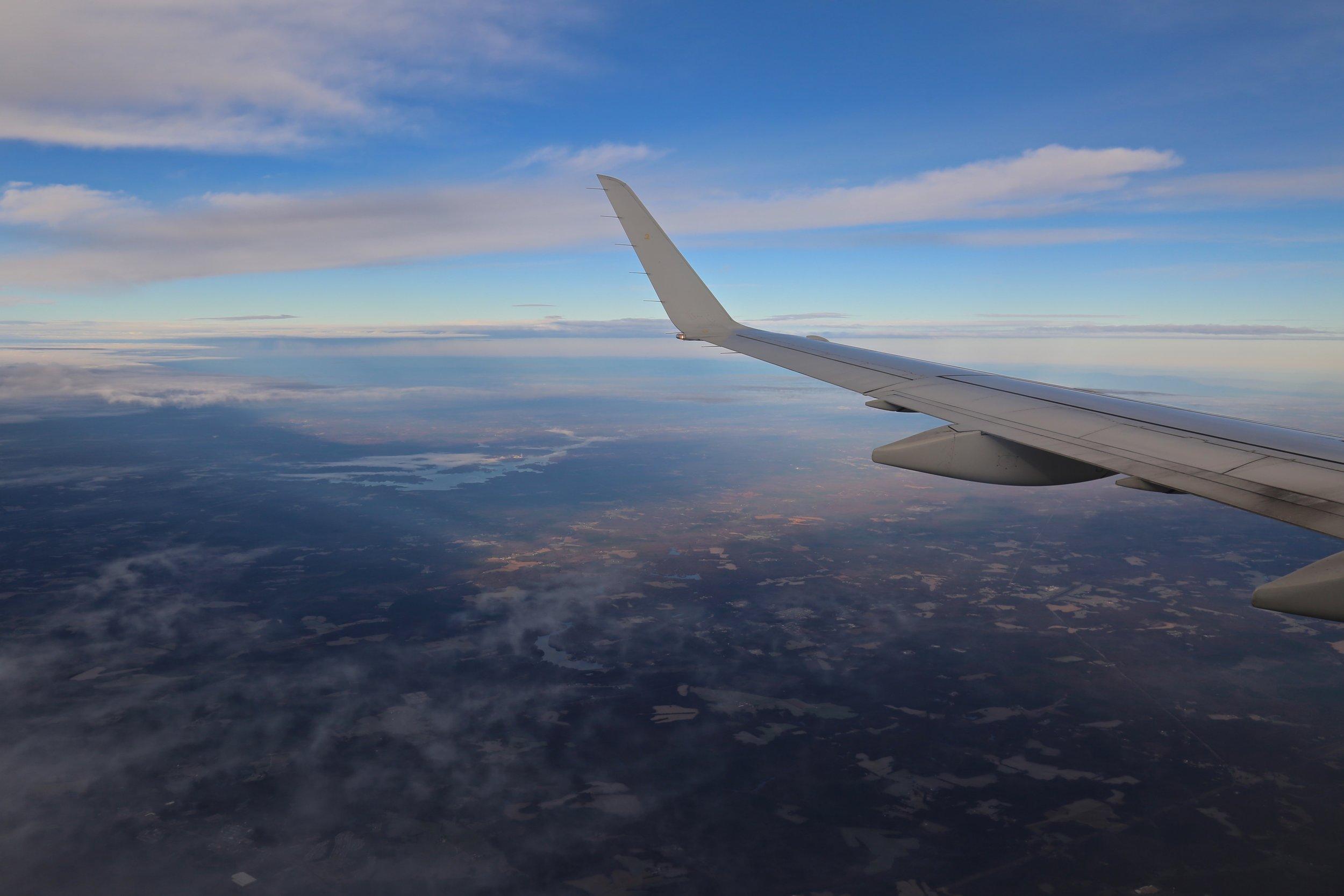 Plane - Europe