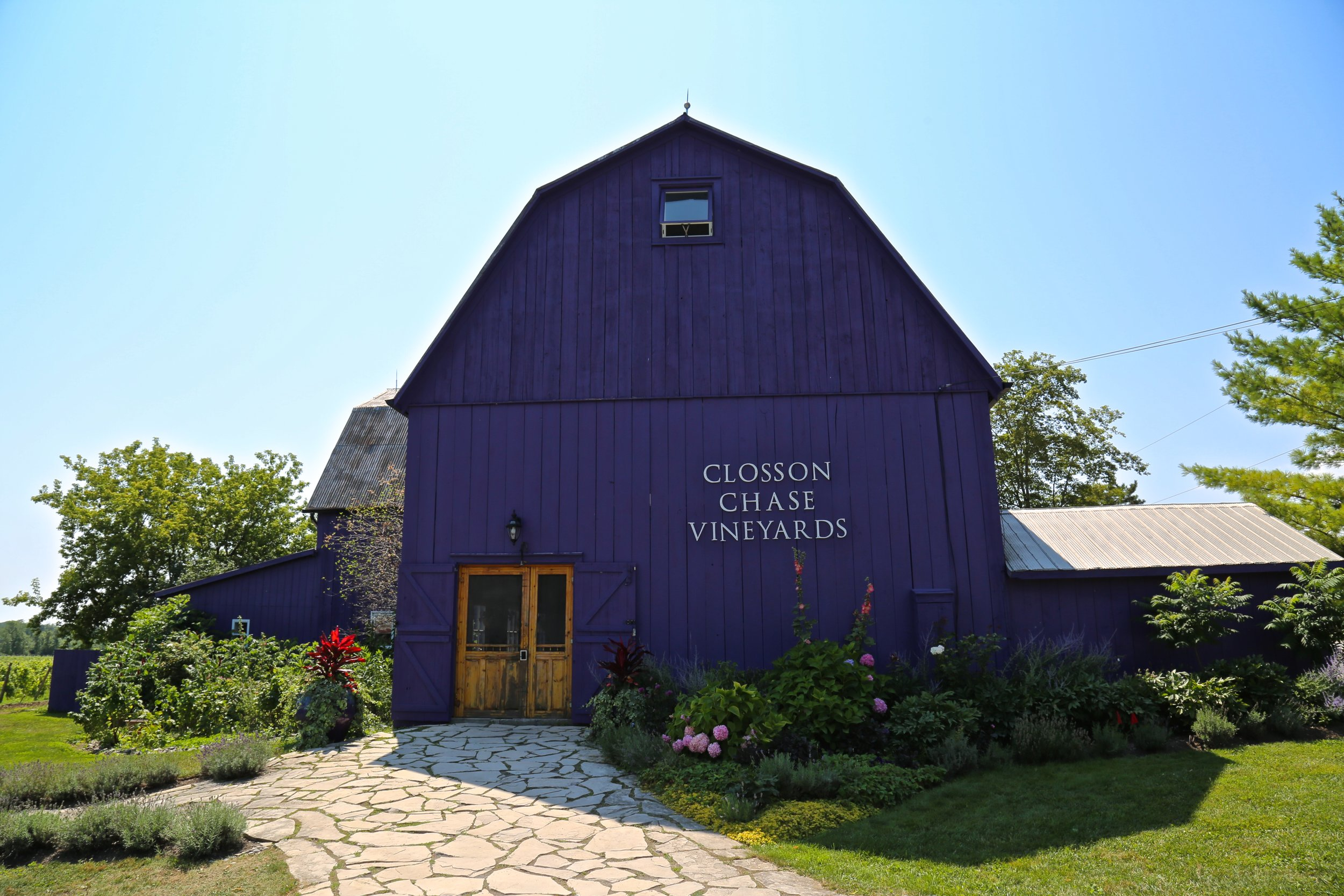 Closson Vineyards