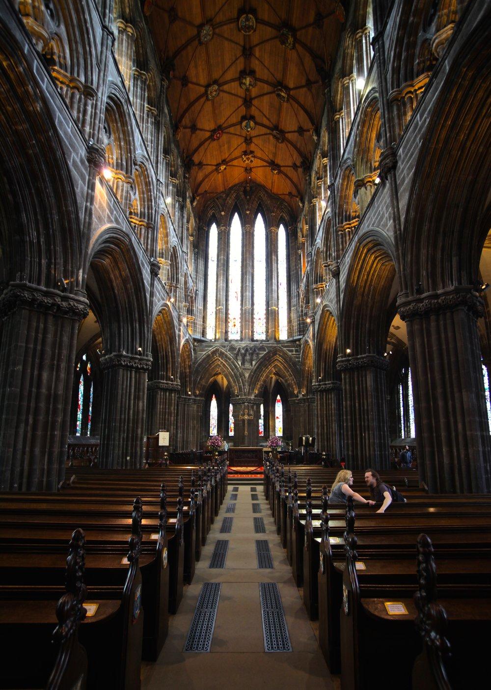 St. Patrick's Cathedral   Glasgow, Scotland