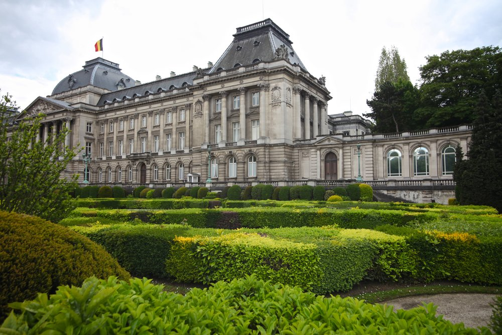 The Royal Palace ,  Rue Brederode 16, B-1000 Bruxelles, Belgium