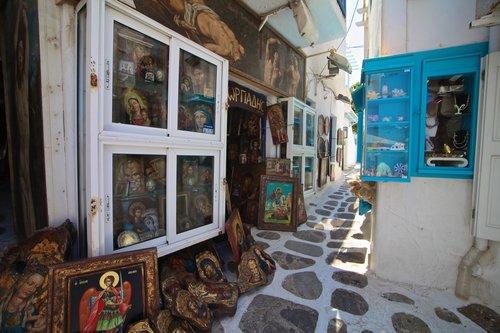 Little Venice , Mykonos