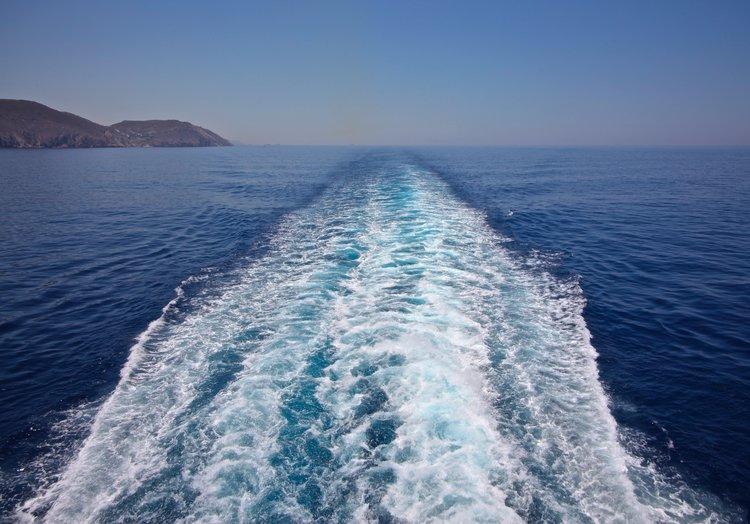 Ferry from Mykonos - Naxos