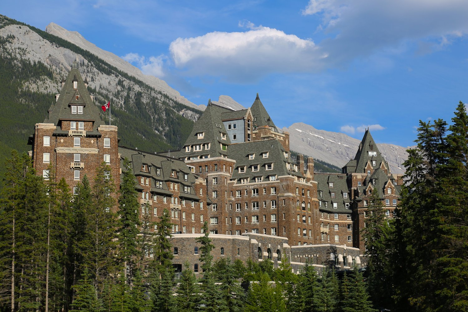 Fairmont Springs Hotel Banff