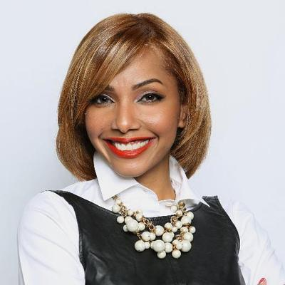 Larvetta Loftin  , Founder & CEO of The  L3 Agency , Speaker & Author
