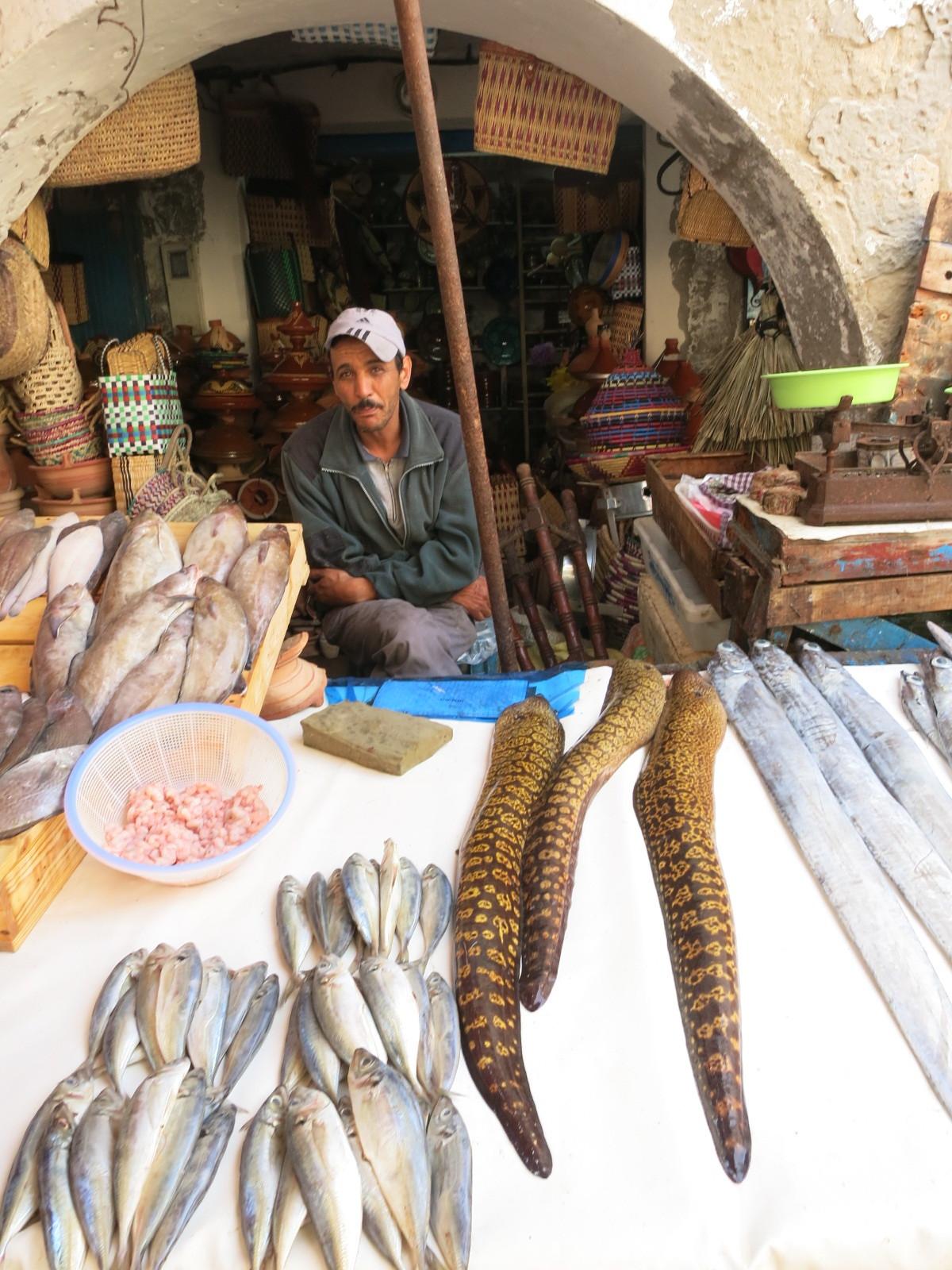 Market, Essaouira.