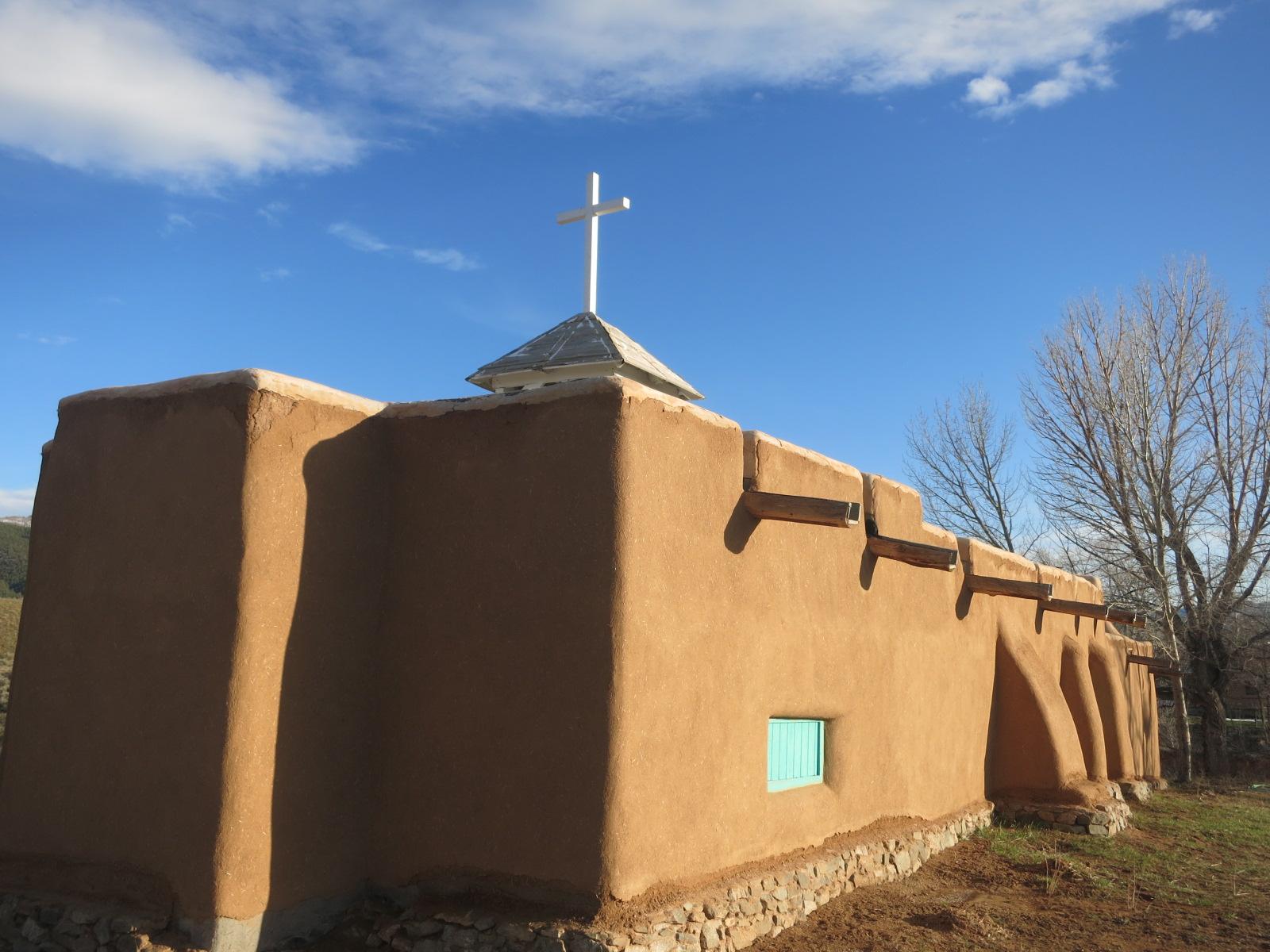 Penitente morada, Taos.