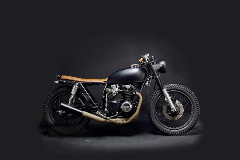 1976 CB550