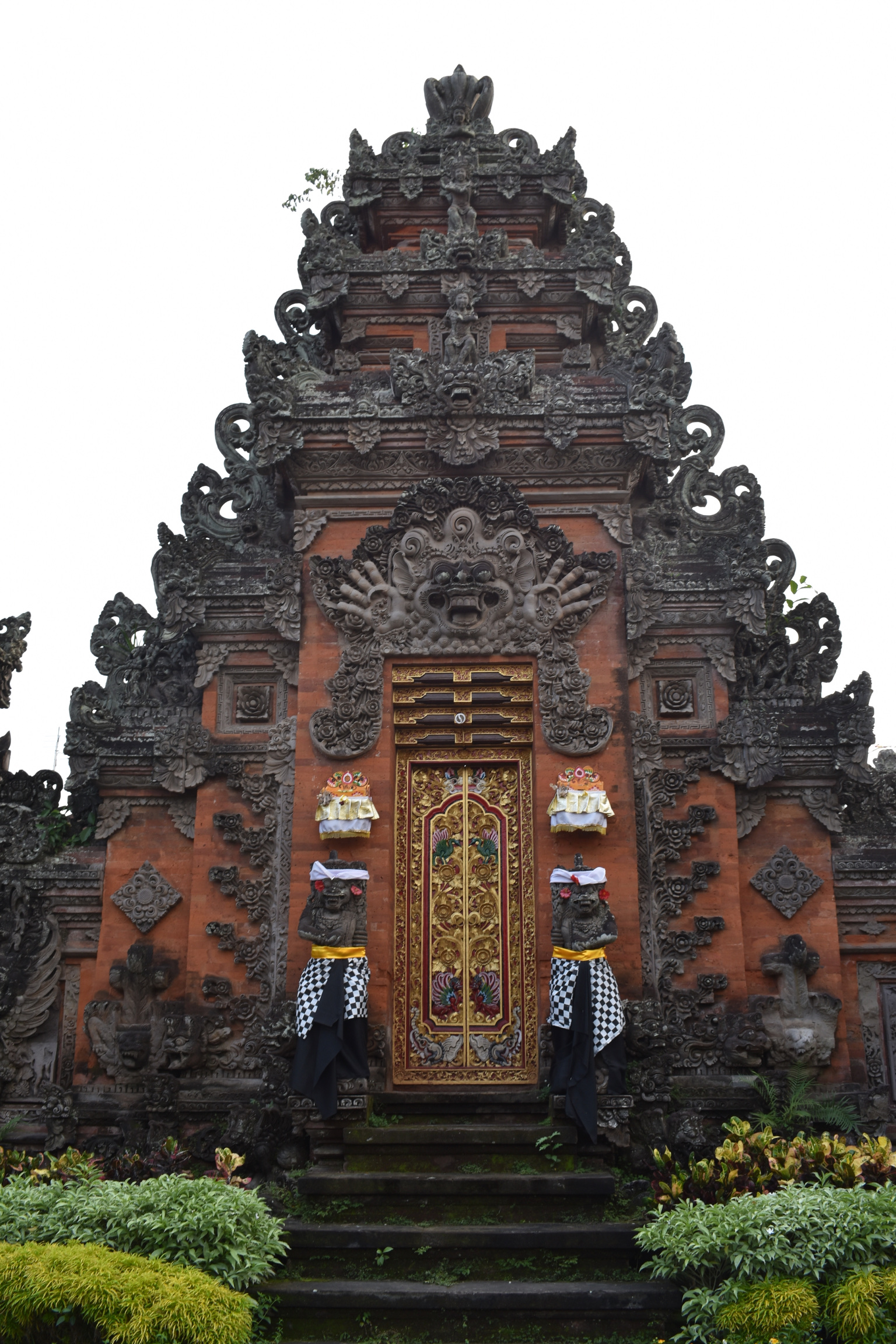 One of the Bali's many shrines
