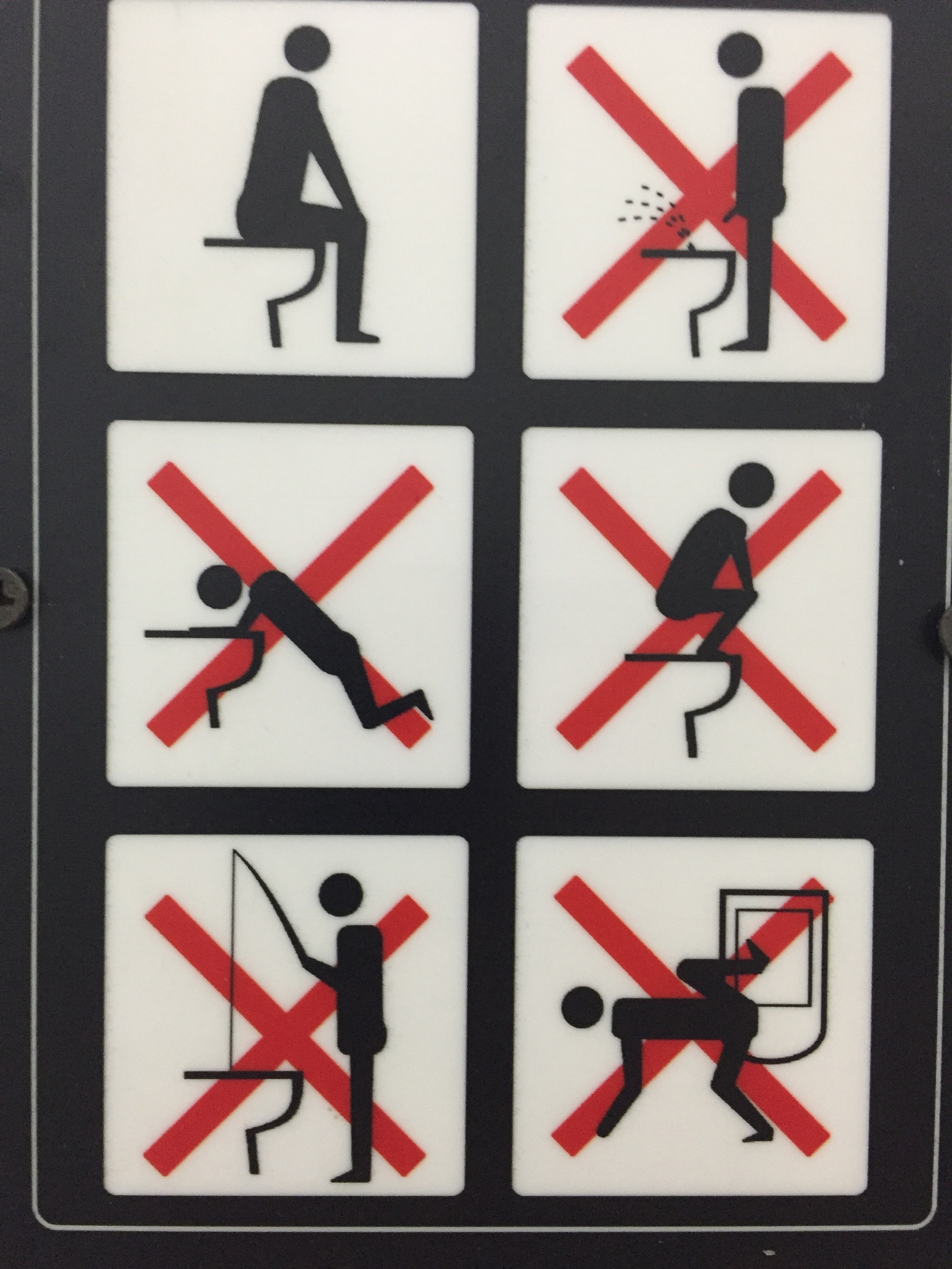learning the do's and don'ts of toilets in Bali