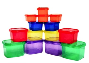 Double set of containers from US Amazon Store -