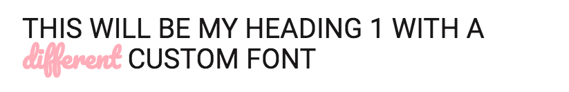 Adding custom CSS to style one word inside a heading.png