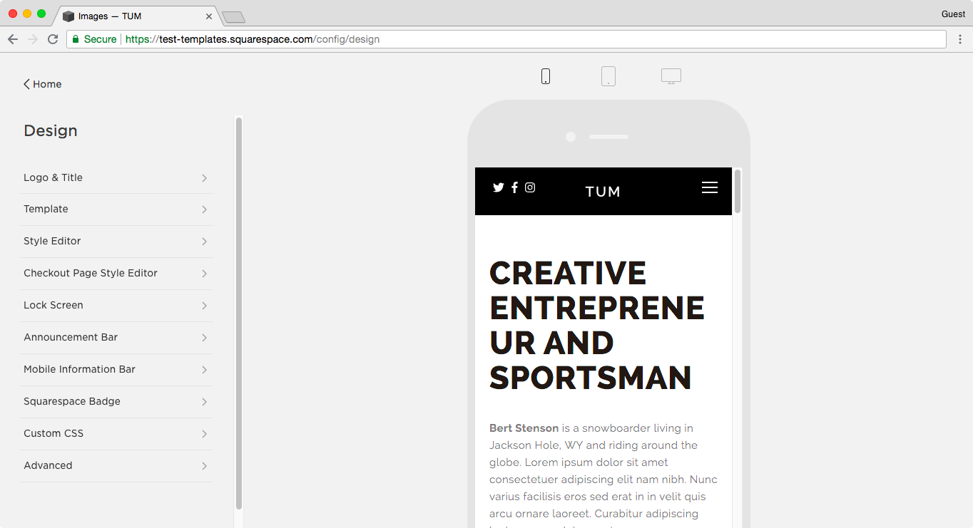 Title without hyphens in mobile in Squarespace.png