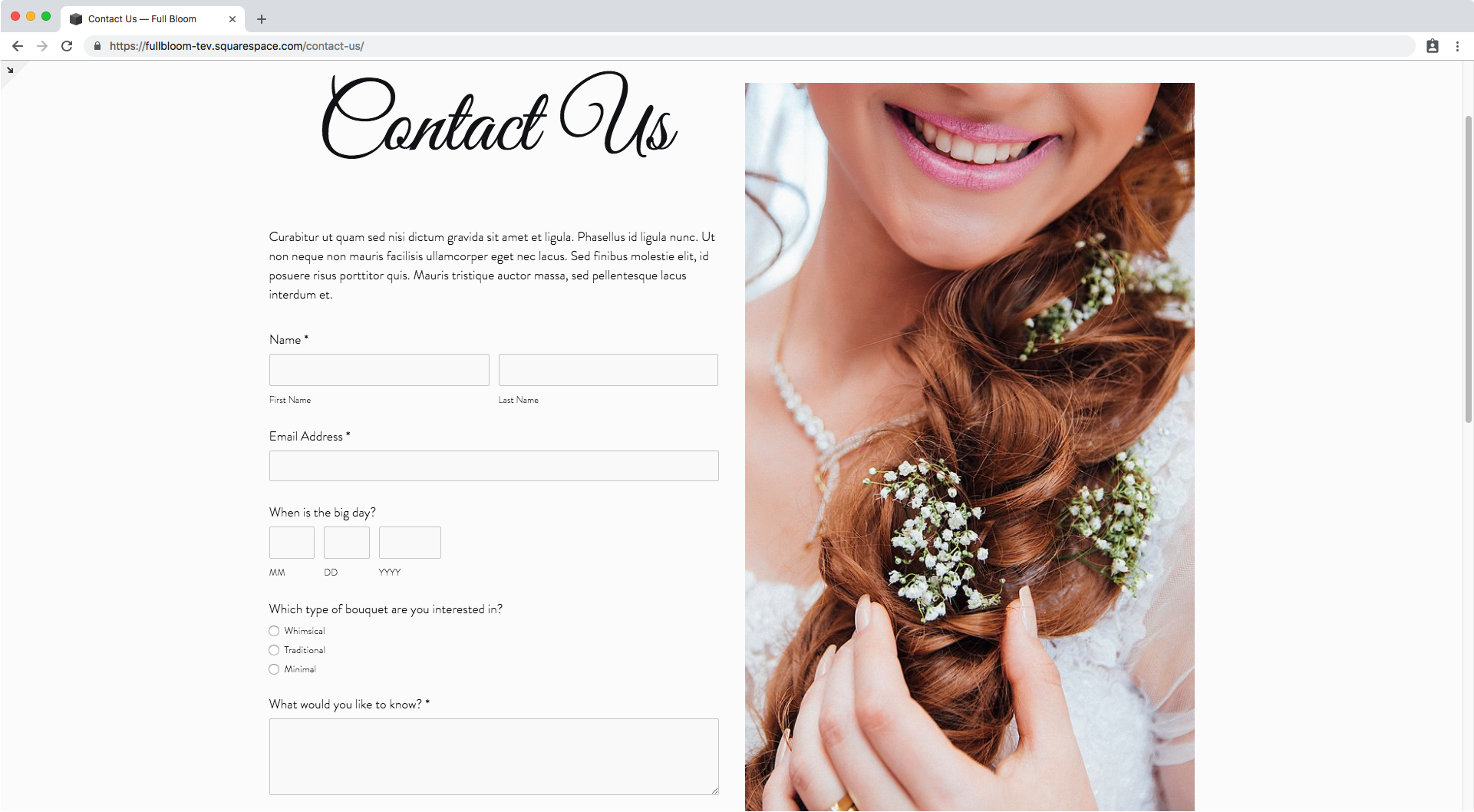 1. Editing a form in Squarespace.png