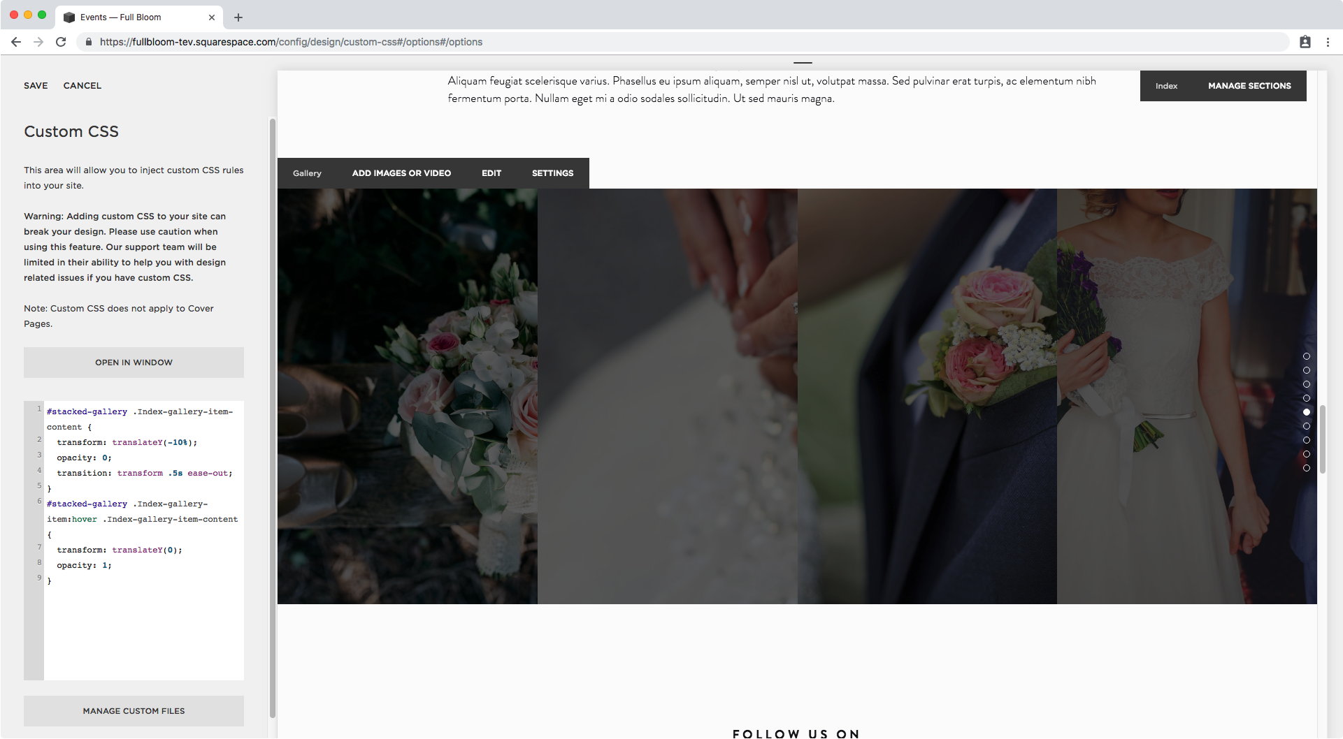 14. Make text for images of gallery index show up on hover.png