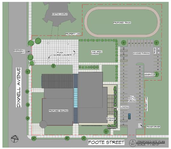 Q House Lot Plan