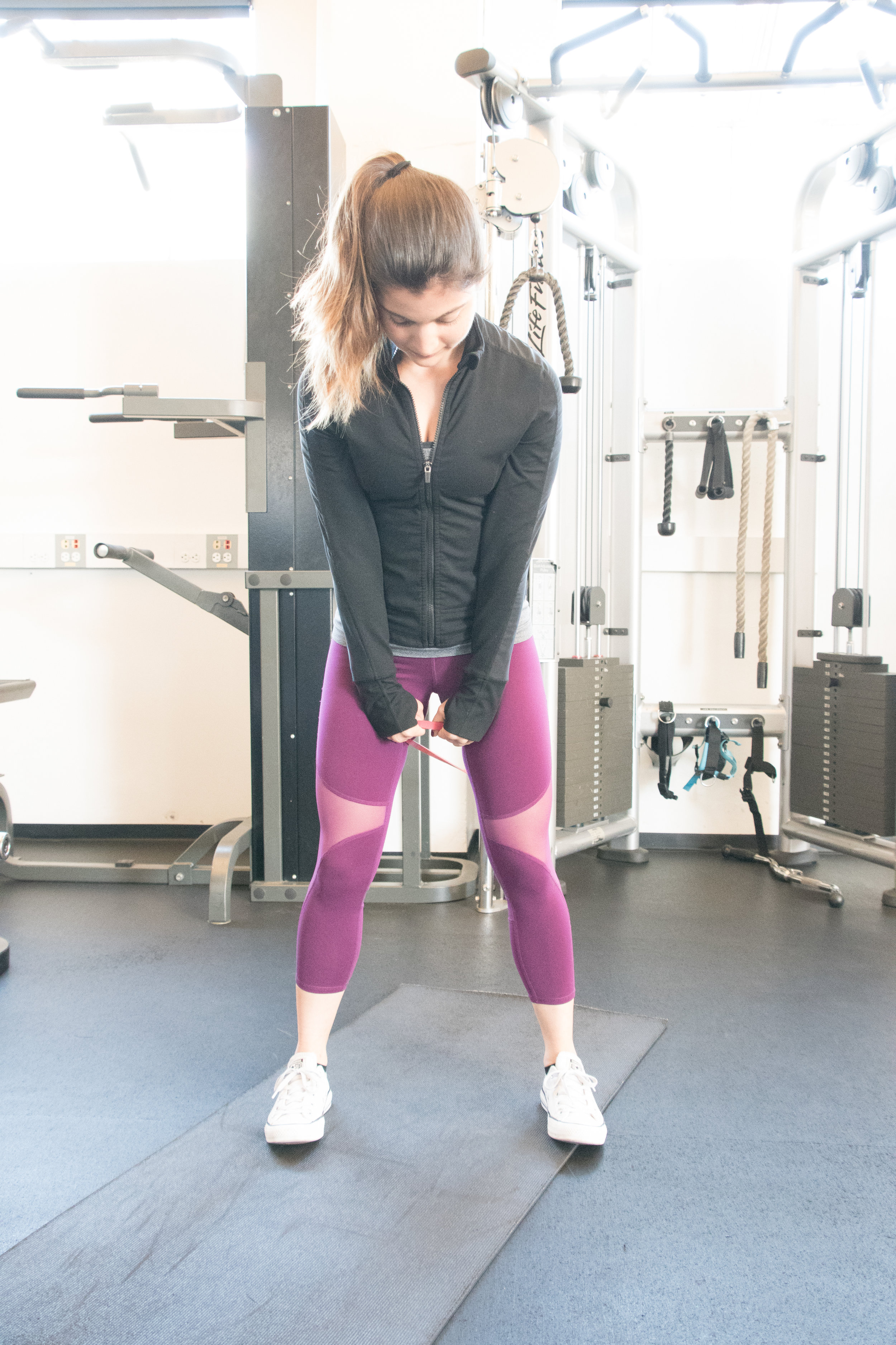 hip thrusters warm-up hamstrings personal trainer