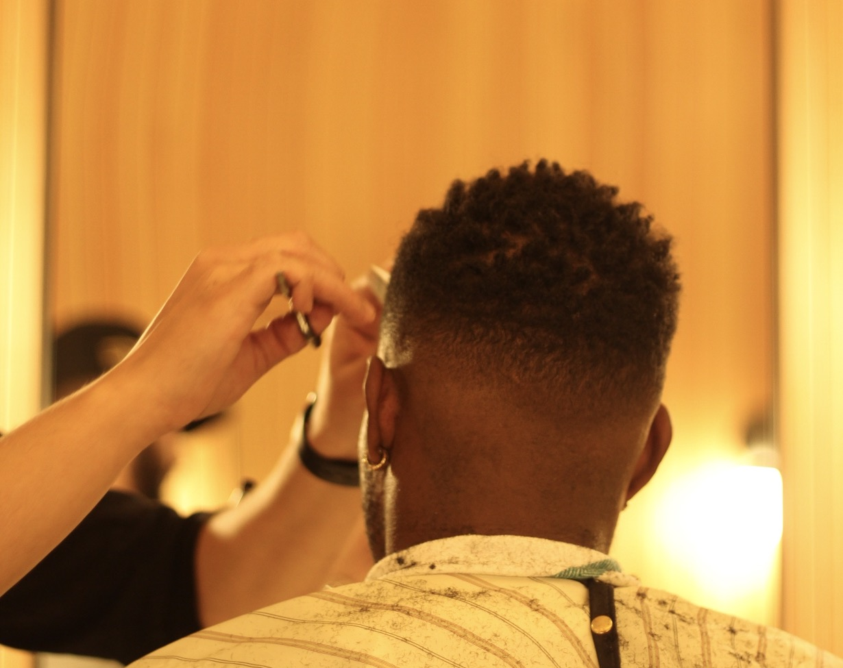 Church Bald Fade - One of our most frequent requests, the Bald Fade is a fade that goes down to the bare skin, highlighting the detail of the perfect fade.