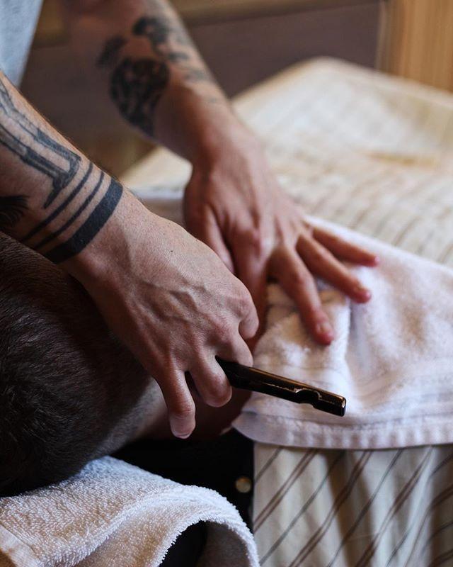 Trust your barber at @churchbarber 🙏🏽 #ChurchBarber #ChurchHayes