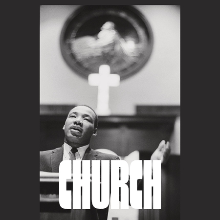Spotify Playlist - Preach by Church Barber