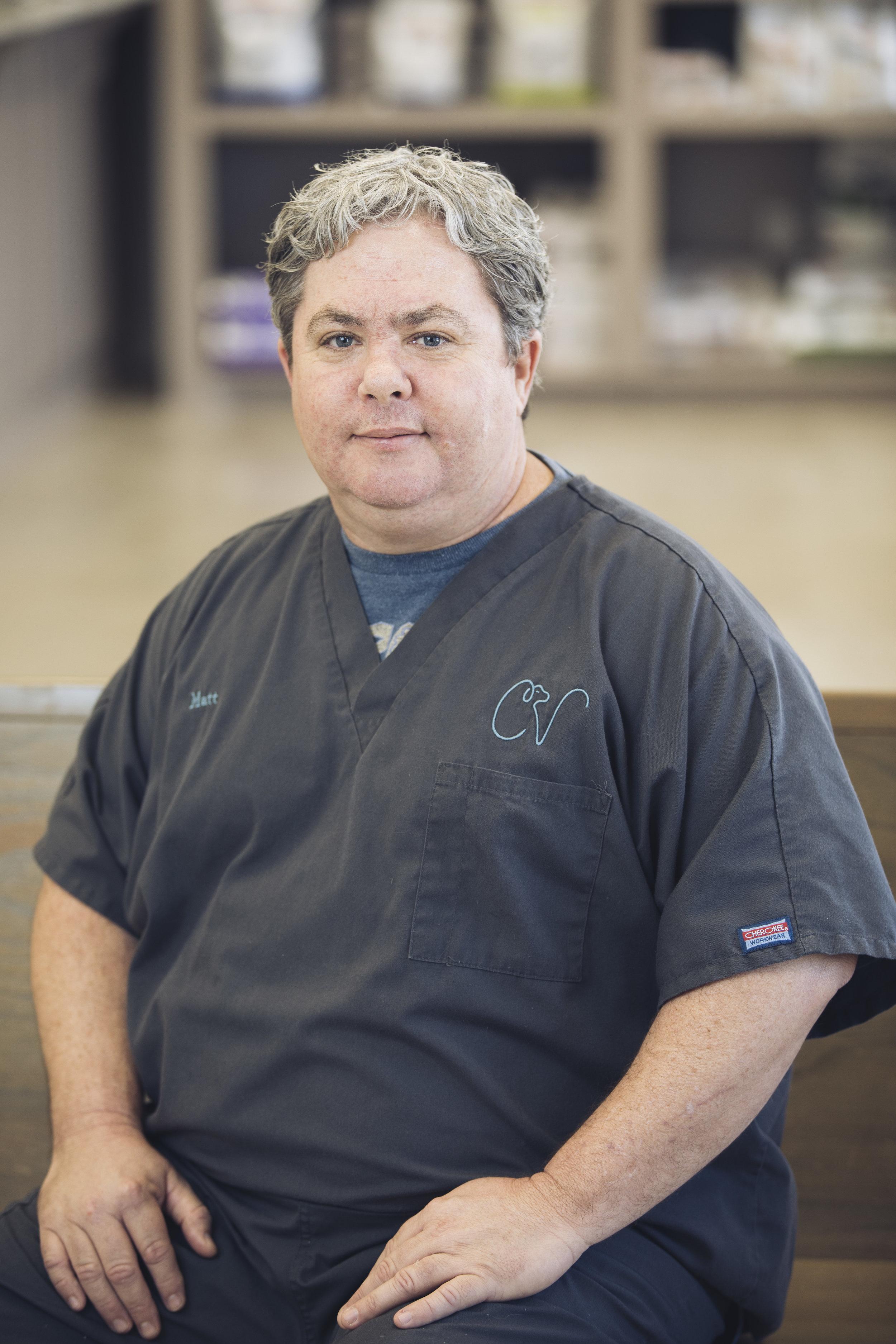 Matthew Roberts   Veterinary Technician