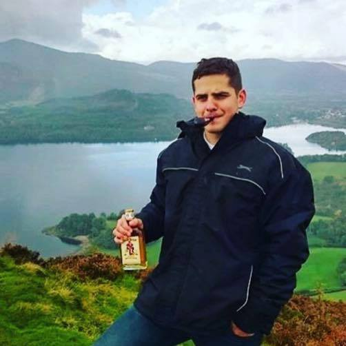 Creator Ryan Costello in Keswick England