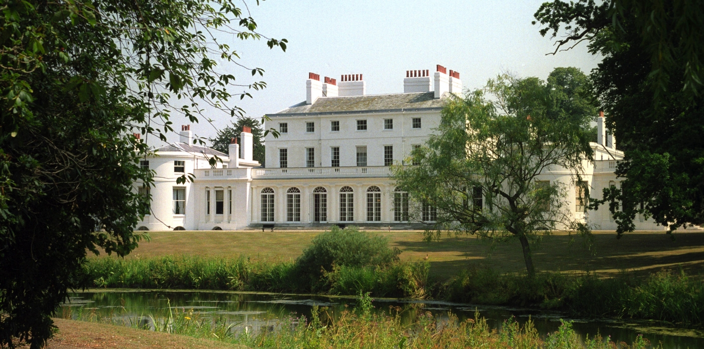 Frogmore House and Gardens, Windsor
