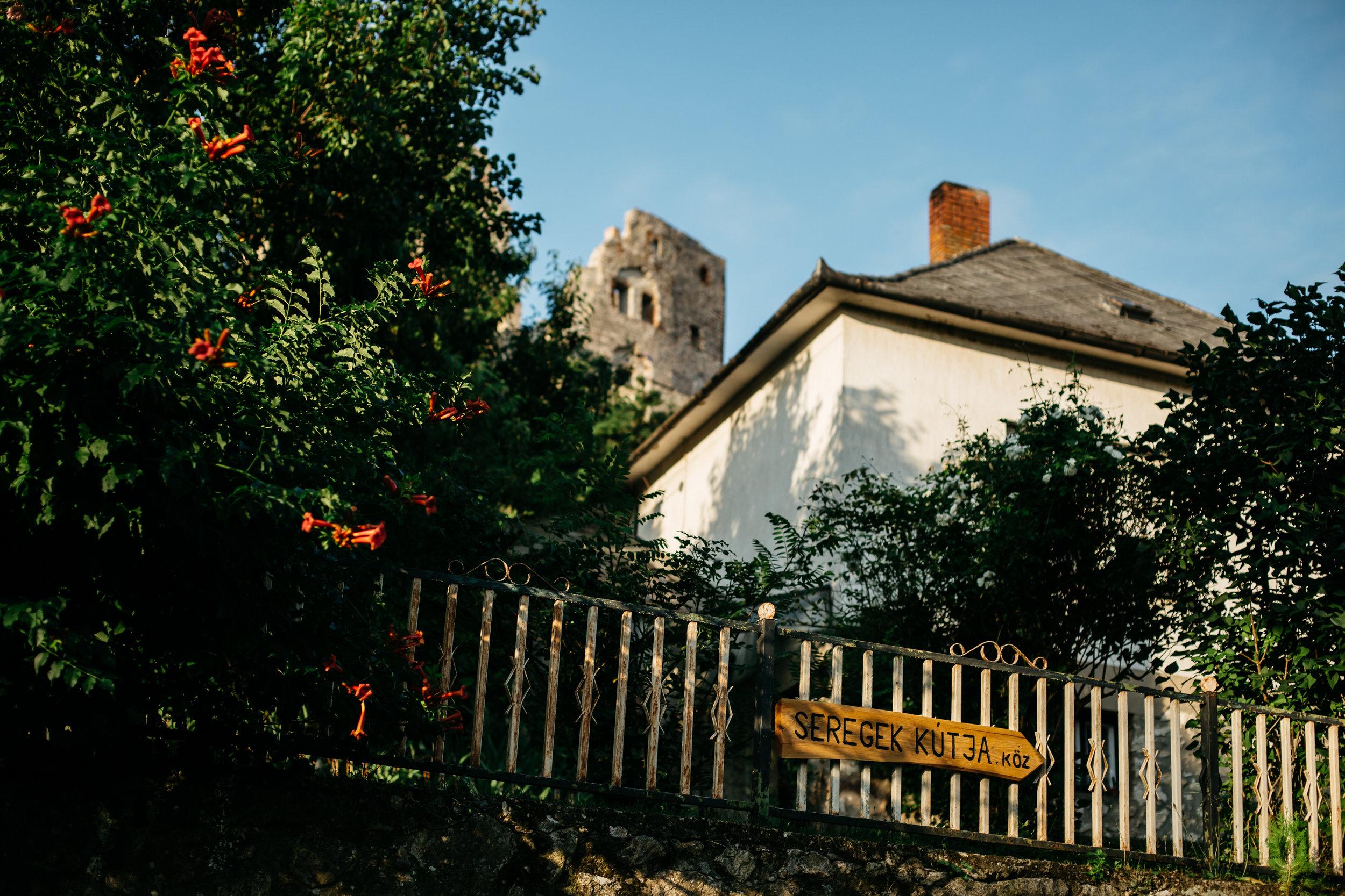 Cseszneki Vár, Hungary