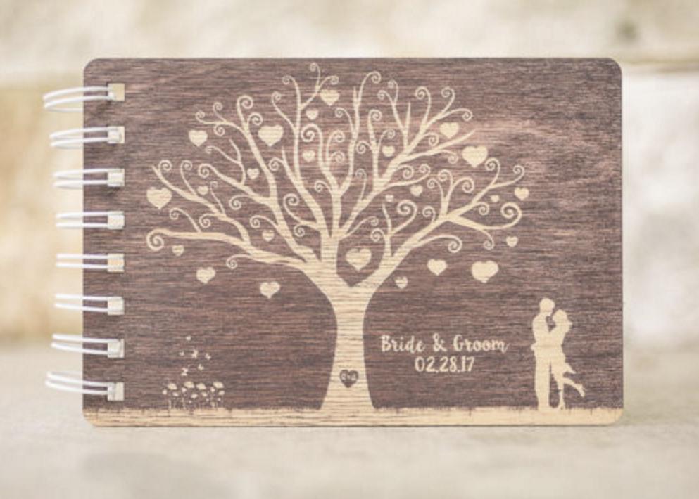 Couple Heart Tree