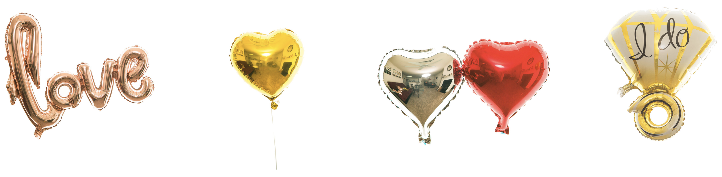 Party Balloons | Le Blanc Photo Booth