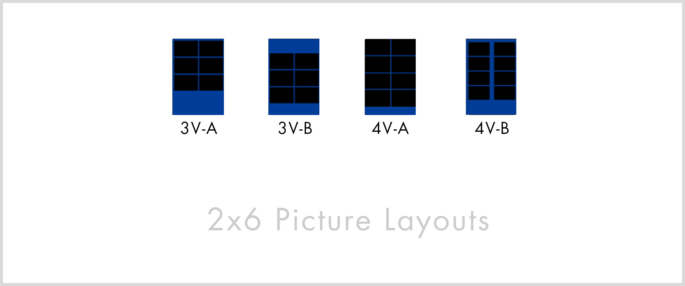 Template Guides 2x6 | Le Blanc Photo Booth