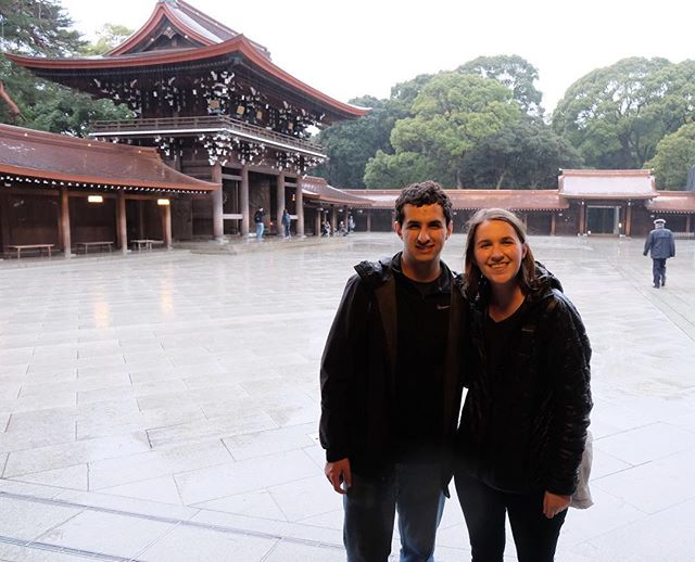 🇯🇵⠀ It was a great day in Tokyo! Despite initial struggles with the jet lag, public transit, and the constant rain, we were able to see so much during out stay. Highlights from today include visiting the Asuka, Akhiabara, and Ginza areas, the Kabukiza Theater, Chidorigafuchi Park, Meiji Jingu Shrine, and Takeshita Street. I also got to eat rainbow cotton candy that was two feet wide and a creme brulee crepe! It was (as it might sound) quite a busy day, and I am even more excited to visit the rest of Asia after a great start in Japan! Read more about my day at the link in my bio.⠀ Country 101/195
