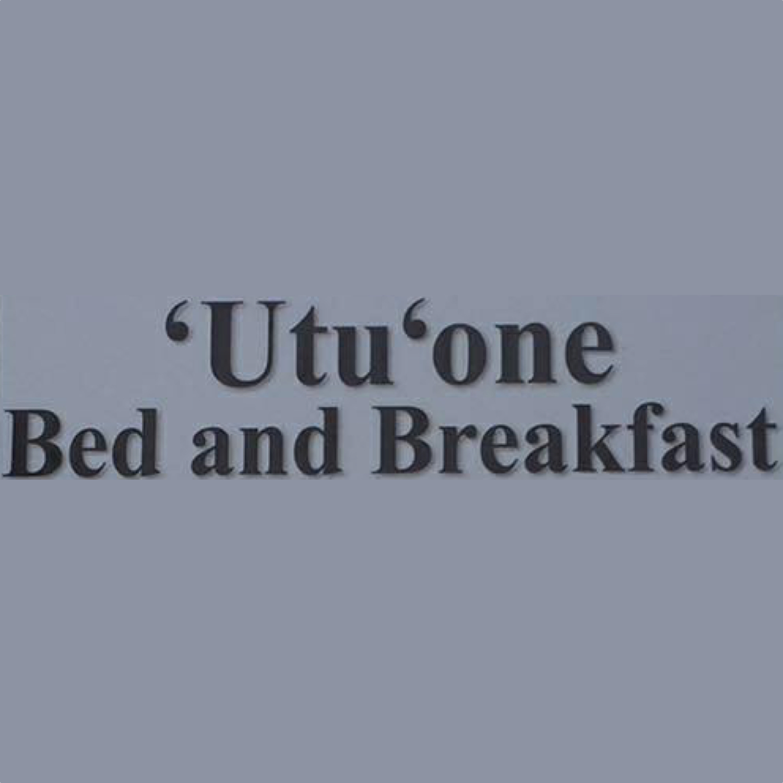 'Utu'one Bed & Breakfast - Tonga