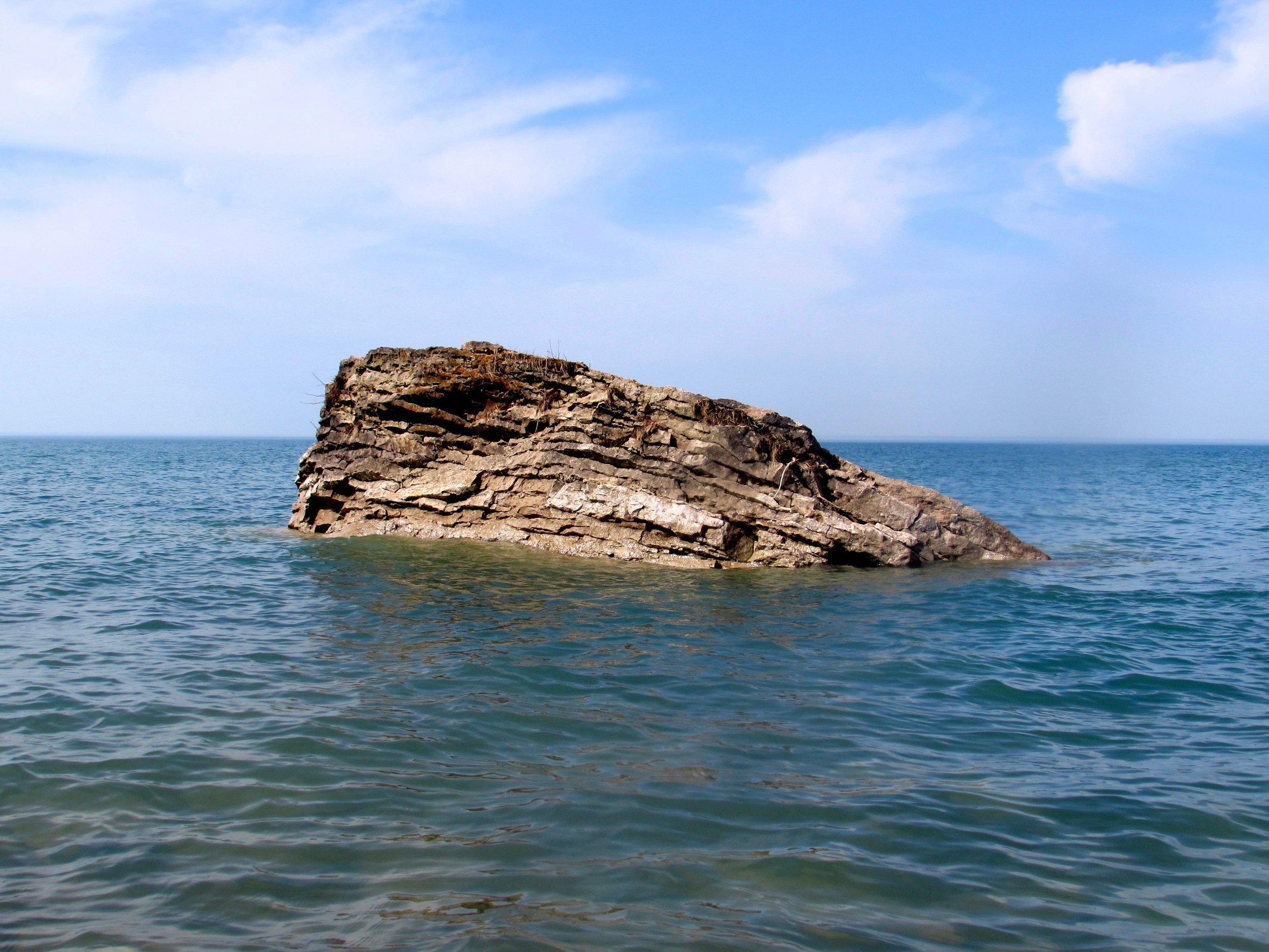 Hulda's Rock