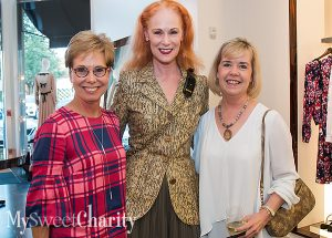 Pam Busbee, Jan Strimple and Christie Carter