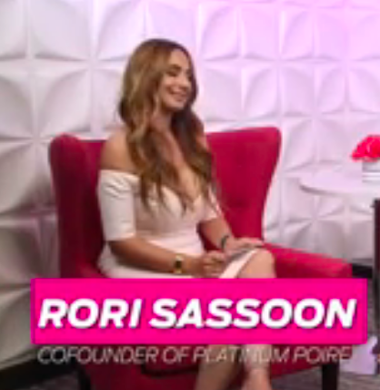 CELEBRITY MATCHMAKER RORI SASSOON REVEALS WHICH 'RHONY' STAR IS THE LEAST DATEABLE
