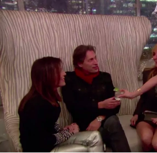 RHONY: The Guy In the Red Scarf Sets The Record Straight!