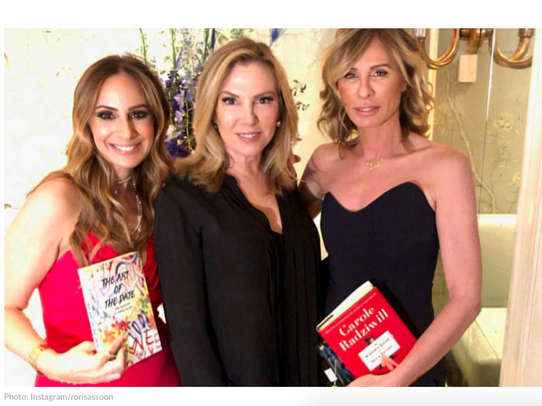 RHONY Matchmaker Shares Dating Secrets From Her New Book