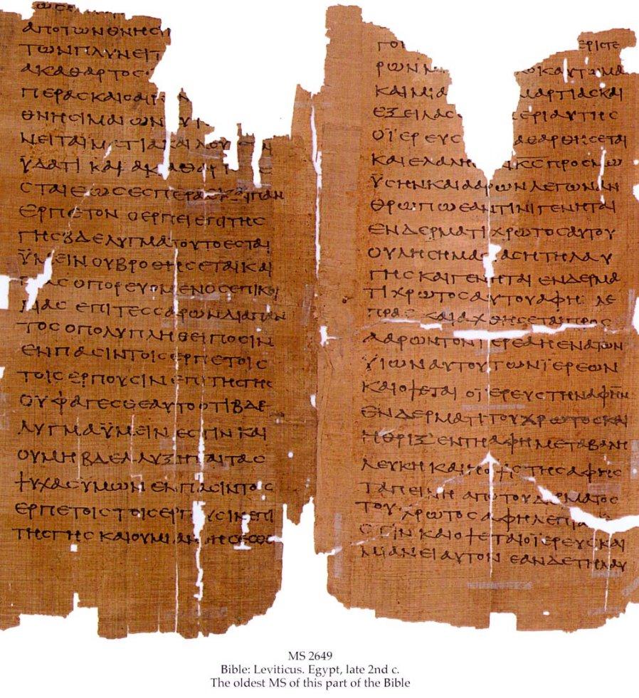 Greek Septuaginta