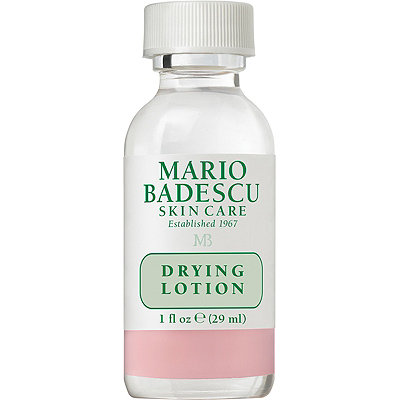 Mario Badescu Drying Lotion {$17} - Another strong product that I save for when I have a blemish that appears over night. I dab it on at night and let it work its magic until the spot is gone.
