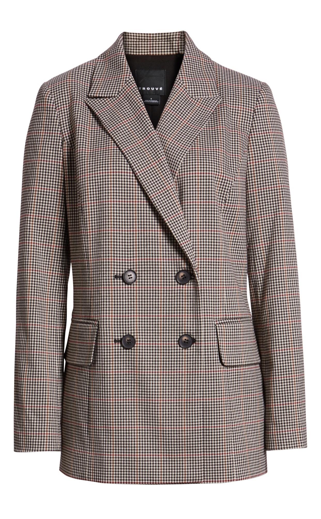 Trouvé Menswear Blazer {$99.90} - After sale: $149