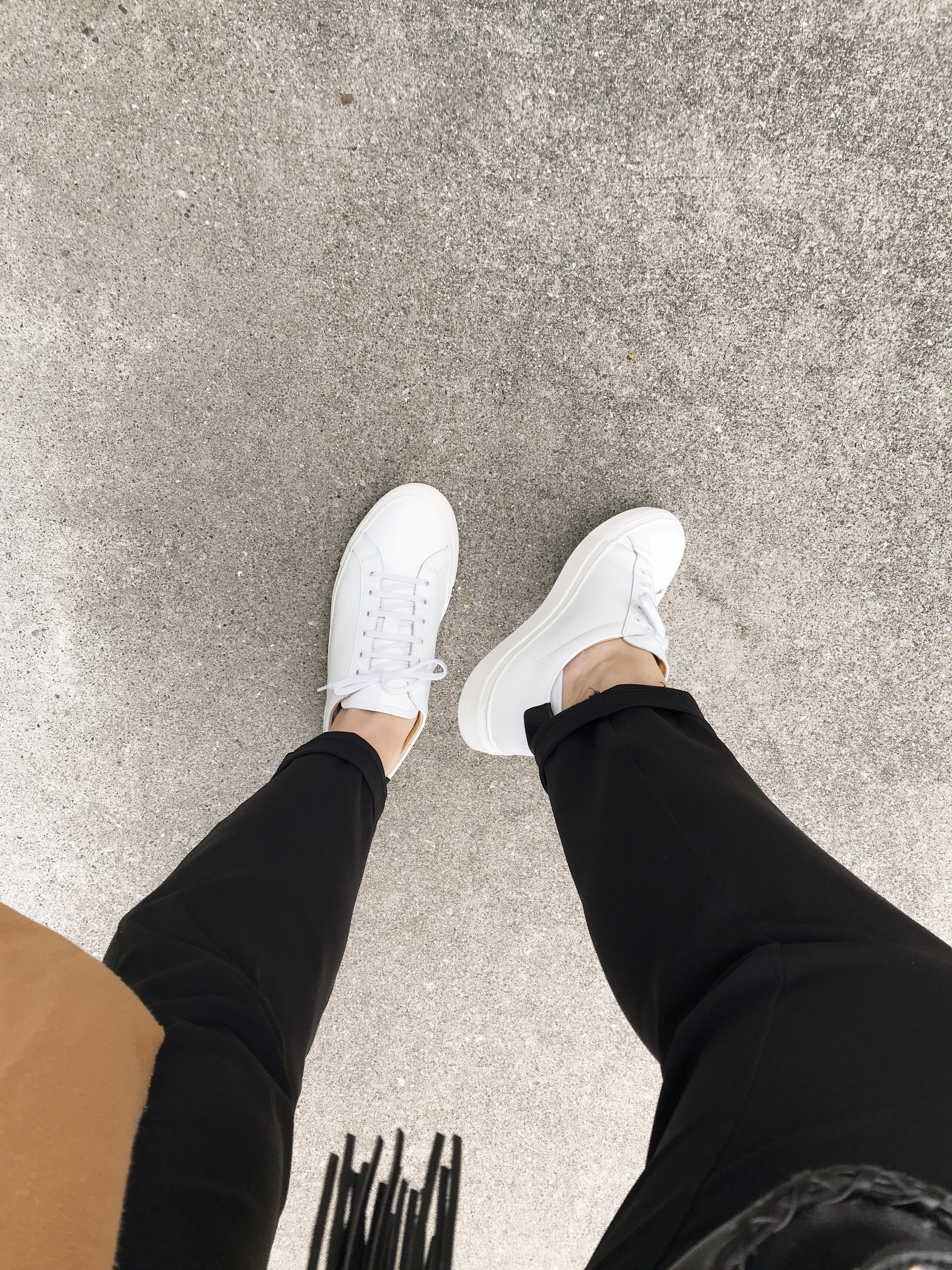 1. Common Projects Retro Low Top Sneaker {$465} -