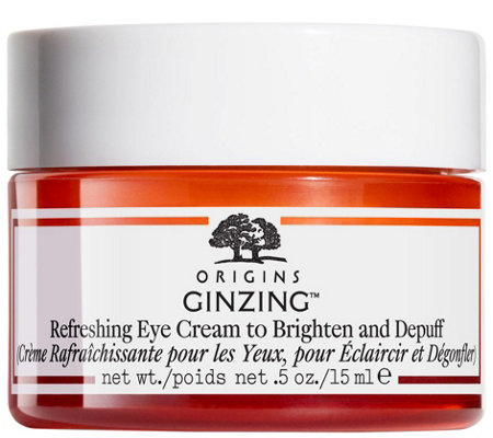 7. Origins Ginzing Eye Cream {$32} -