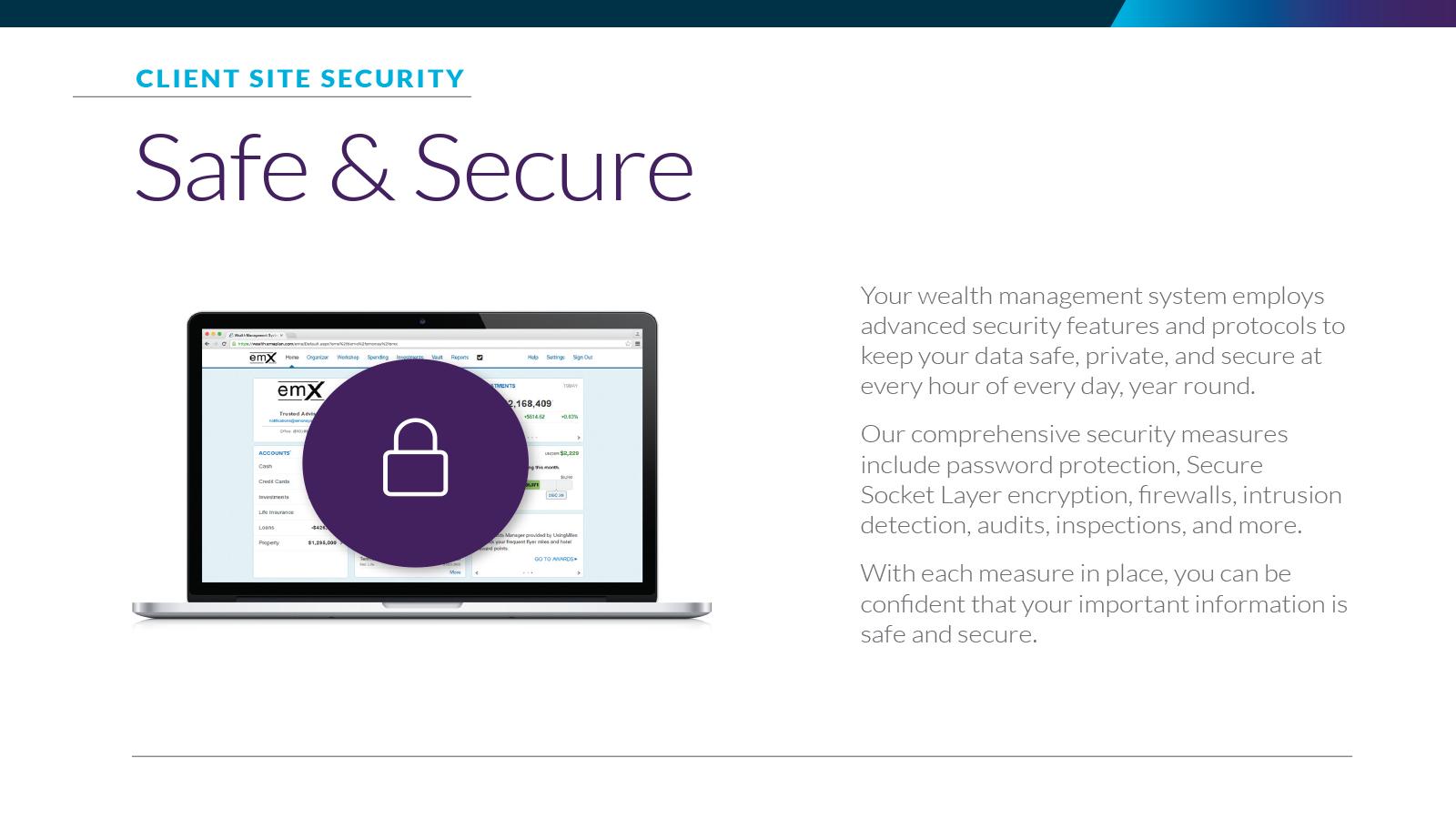 Safe & Secure [PDF Download]