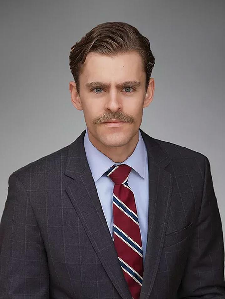 Oliver Ingram - Vice President