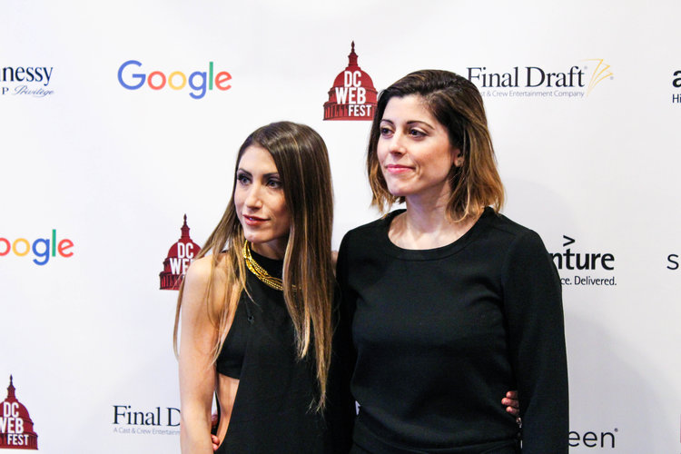Otessa Ghadar, Stephani DeLuca